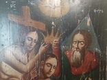 Храмовая икона Коронование Пресвятой Богородицы, фото №5