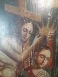 Храмовая икона Коронование Пресвятой Богородицы, фото №6