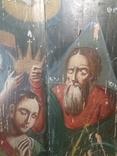 Храмовая икона Коронование Пресвятой Богородицы, фото №7