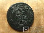 Деньга 1735 г., фото №2