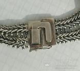 Браслет, серебро 925 пробы., фото №5