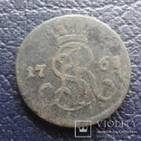 1  грош  1768 g  Польша   (F.1.29) ~, фото №2