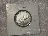 25 центов сша 1999 года. Серебро, фото №2