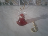 Игрушки ёлочные ангелочки 6см Германия, фото №2