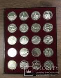 Полная коллекция монет Украины. Серебро 1995-2019., фото №2