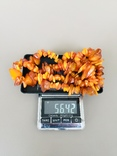 Бусы Янтарь, вес 56 грамма, фото №5