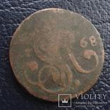 1  грош  1768   Польша   (F.1.30) ~, фото №3