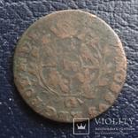 1  грош  1768   Польша   (F.1.30) ~, фото №4