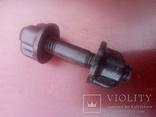 Болт катушки металлоискателя диаметром 10 мм. и общей длиной 65 мм