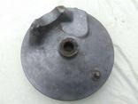 ТОрмозной барабан, опорный щит К750 М, фото №2