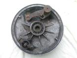 ТОрмозной барабан, опорный щит К750 М, фото №3
