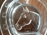 Пепельница  Лошадь стекло Италия, фото №6
