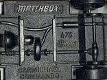 Машинка Matchbox 1/75.  1992, фото №6