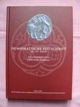 Numismatische Zeitschrift 116./117. Band. Нумизматический сборник 116./117. Вена 2008., фото №2