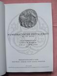 Numismatische Zeitschrift 116./117. Band. Нумизматический сборник 116./117. Вена 2008., фото №3