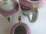 Сервиз чайный  Драконы. Фарфор. Япония., фото №12