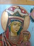 Икона Божья матерь умягчения злых сердец, фото №5