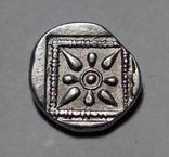 Триобол Пантикапея V в. до н.э. фото 2