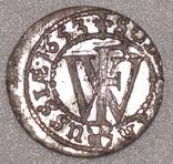 Солид прусский 1653 кладовый