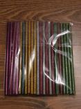 Силиконовый клей для пистолета с блестками 7мм (разноцветый) 38шт, фото №4