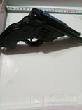 Пистолет двухствольный ,железный под восстановление .СССР, фото №4