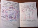 Удостоверения + Военный билет на артиллериста-участника ВОВ фото 5
