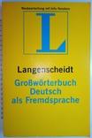 Langenscheidt. Grossworterbuch Deutsch als Fremdsprache