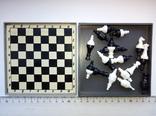Шахматы магнитные дорожные СССР