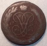 Копейка 1761