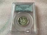 25 центов сша 2002 г. Серебро, фото №2