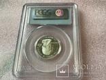 25 центов сша 2002 г. Серебро, фото №4