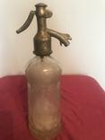 Старинный сифон, фото №2