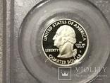 25 центов сша 2009 года. Серебро, фото №5