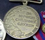 10 лет безупречной службы МВД.Украины, фото №6