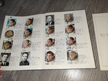 К звёздам Космонавты Гагарин космос космонавтика фотоальбом 1982г., фото №9