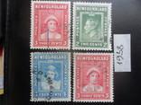 Британские колонии. Ньюфаундленд. 1938 г. гаш, фото №2