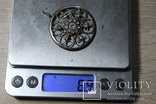 Кулон серебро СССР 875 проба, фото №7