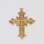 Золотой крестик, фото №2