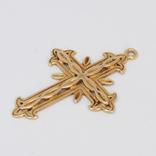 Золотой крестик, фото №4