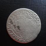 Шестак  6  грош  1625  Польша  серебро  ($4.5.23)~, фото №3