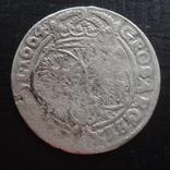 Шестак  6  грош  1664  Польша  серебро  ($4.5.24)~, фото №3
