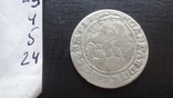 Шестак  6  грош  1664  Польша  серебро  ($4.5.24)~, фото №4