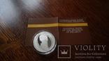 10 рублей 2010 года Беларусь обычная Пустельга обыкновенная Серебро, фото №5