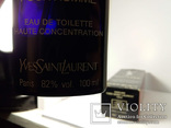 Туалетная вода Yves Saint Laurent Haute Concentration pour homme оригинал фото 6
