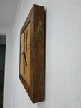 Часы стиль LOFT фото 3