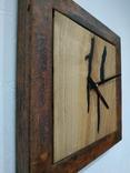 Часы стиль LOFT фото 4