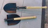 Лопатка саперная (складная), фото №2