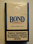 Сигареты BOND STREET