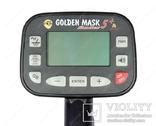 Металлоискатель Golden Mask 5+