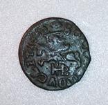 Солид литовский 1666